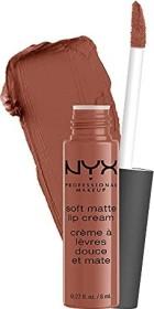 NYX Soft Matte Lip Cream Lipstick Leon, 8ml