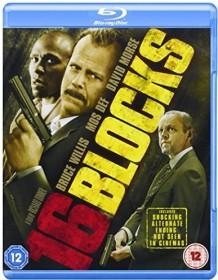 16 Blocks (Blu-ray) (UK)