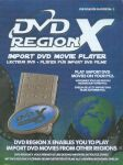 Datel DVD region X Key - switches the PS2 codefree (PS2)