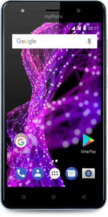 myPhone Prime 2 silber