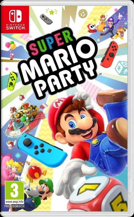 Super Mario Party (Download) (switch)