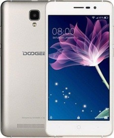 Doogee X10S gold