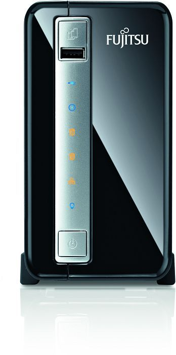 Fujitsu Celvin NAS Server Q700 4TB, 1x Gb LAN (S26341-F103-L104)