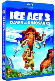 Ice Age 3 - Dawn Of The Dinosaurs (Blu-ray) (UK)