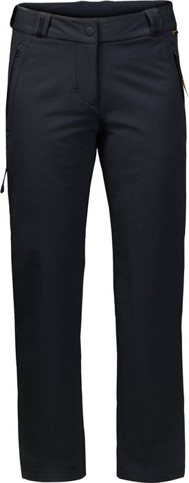 Jack Wolfskin Activate Thermic pant long black (ladies) (1503591-6000)