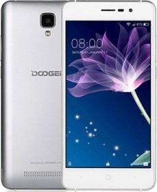 Doogee X10S silber