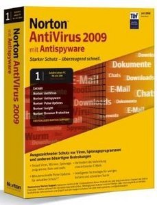 Symantec: Norton AntiVirus 2009, 3 User, Update (englisch) (PC) (14172245)