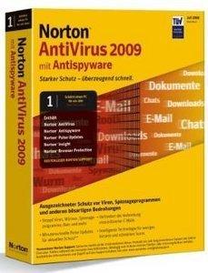 Symantec: Norton AntiVirus 2009, 3 User, Update (English) (PC) (14172245)