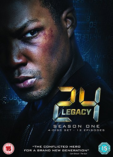 24 Season 1 (UK) -- via Amazon Partnerprogramm