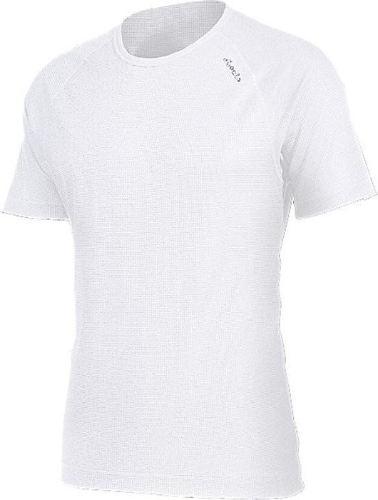 Odlo Cubic shirt short-sleeve white (men)