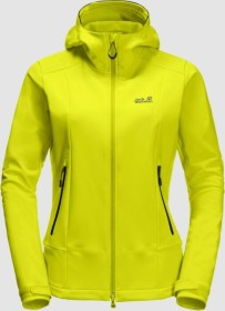 Jack Wolfskin Mountain Tech Jacke flashing green (Damen) (1306561-4088)