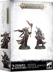 Games Workshop Warhammer Age of Sigmar - Cities of Sigmar - Galen und Doralia ven Denst (99120202037)