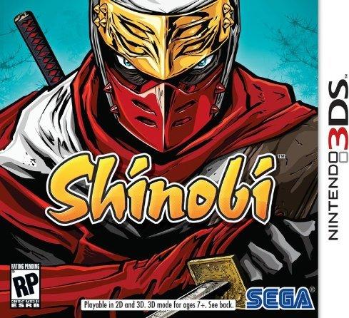 Shinobi (German) (3DS) -- via Amazon Partnerprogramm