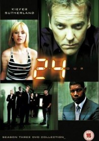 24 Season 3 (DVD) (UK)
