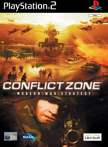Conflict Zone - Peacemakers (niemiecki) (PS2) -- via Amazon Partnerprogramm