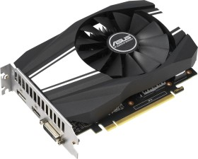 ASUS Phoenix GeForce GTX 1660 OC, PH-GTX1660-O6G, 6GB GDDR5, DVI, HDMI, DP (90YV0CU0-M0NA00)