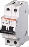 ABB Sicherungsautomat S200P, 2P, Z, 0.5A (S202P-Z0.5)