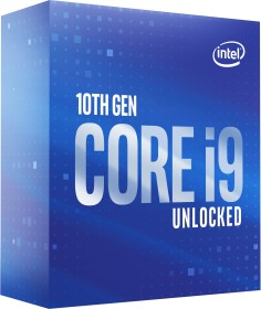 Intel Core i9-10850K, 10x 3.60GHz, boxed ohne Kühler (BX8070110850K)