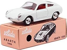 Schuco Solido Fiat Abarth 1000 white (421436690)