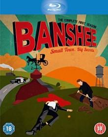 Banshee Season 1 (Blu-ray) (UK)