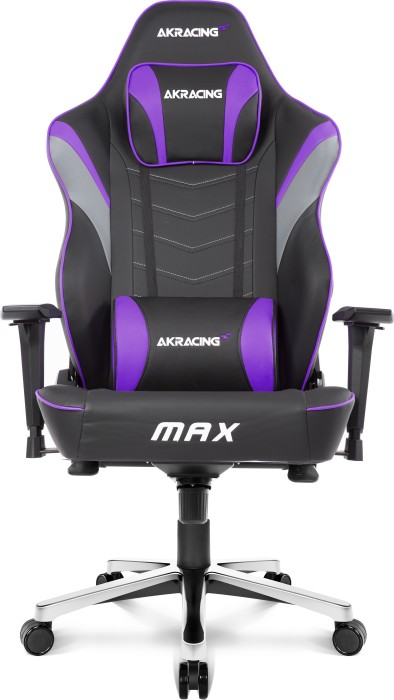 Max Master Max In Akracing Akracing Master GamingstuhlSchwarzviolettak roCxBdeW