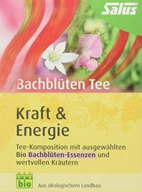 Salus Bach flowers-Tea power & energy, 15 bag