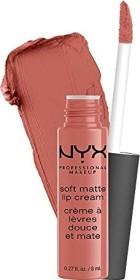 NYX Soft Matte Lip Cream Lipstick San Diego, 8ml
