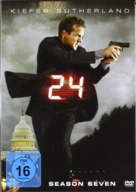 24 Season 7 (DVD) (UK)