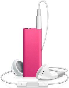Apple iPod shuffle 4GB pink (3G) (MC331*/A) (09/2009)