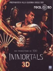Immortals (DVD) (UK)