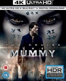 The Mummy (2017) (4K Ultra HD) (UK)