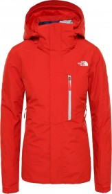 The North Face Garner Zip-In Triclimate Skijacke fiery red (Damen) (3LZT-15Q)
