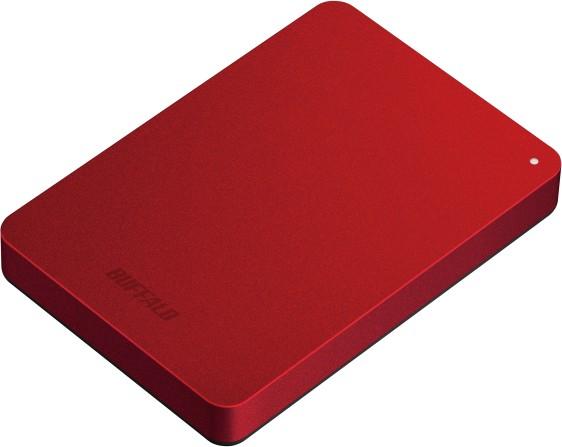 "Buffalo MiniStation Safe rot 1TB, 2.5"", USB 3.0 Micro-B (HD-PNF1.0U3BR-EU)"
