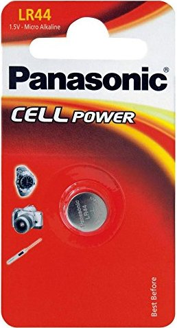 Panasonic 4LR44, Alkali, 6V -- via Amazon Partnerprogramm