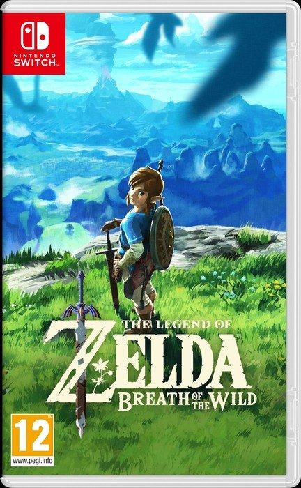 The Legend of Zelda: Breath of the Wild (deutsch) (Switch)