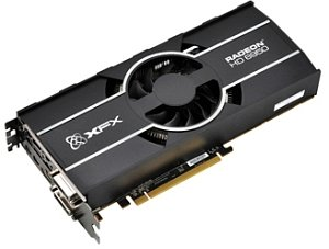 XFX Radeon HD 6950 830M XXX Single Fan, 1GB GDDR5, 2x DVI, HDMI, 2x mini DisplayPort (HD-695X-ZNDC)