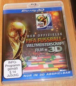 FIFA Fußball Weltmeisterschaft Deutschland 2010: Der offizielle FIFA Film (3D) (Blu-ray) -- © bepixelung.org