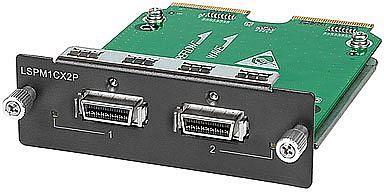 HP ProCurve 5500, 2x 10GBase-X SFP module (JD360B)