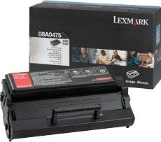 Lexmark Toner 08A0475 schwarz