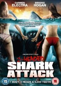 Two Headed Shark Attack (DVD) (UK)