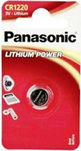 Panasonic CR1220, Lithium, 3V -- via Amazon Partnerprogramm