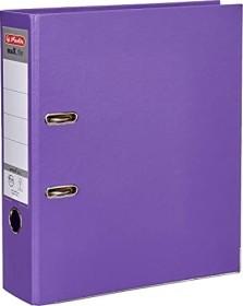 Herlitz maX.file protect plus Ordner A4, 8cm, violett (10834414)
