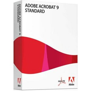 Adobe: Acrobat 9.0 Standard (deutsch) (PC) (22002426)