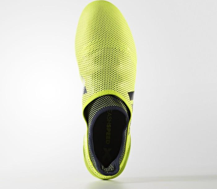 c29d0d1cd adidas X 17+ Purespeed FG solar yellow/legend ink (men) (S82442 ...