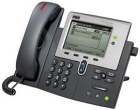Cisco 7941G Unified IP Phone (CP-7941G-CCME)