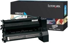 Lexmark Toner 10B031C cyan
