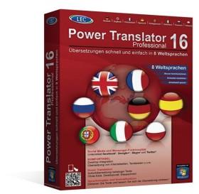 Avanquest Power Translator 16 Professional (deutsch) (PC)