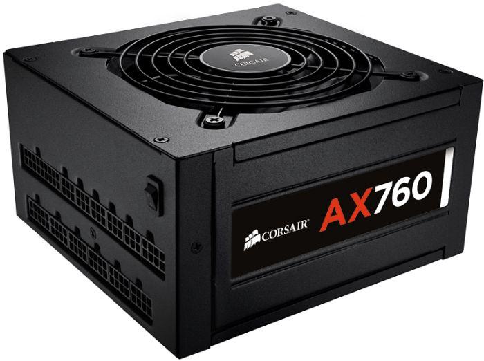 Corsair Professional Series Platinum AX760 760W ATX 2.31 (CP-9020045-EU)