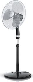 Brandson Equipment Basic Standventilator schwarz/silber (301526)