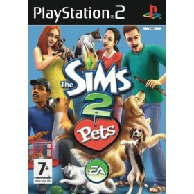 Die Sims 2 - Pets (PS2)